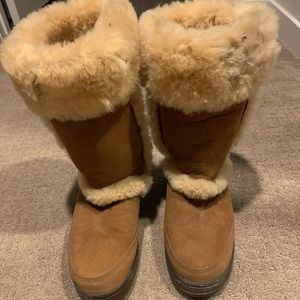 Cozy UGG Sundance boots